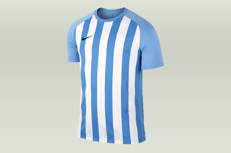 Koszulka Nike Dry Stripped Division III (832976-412)