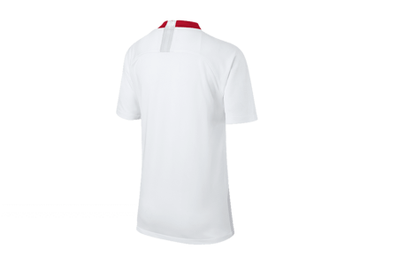Koszulka Nike Polska WC 2018 H Breathe Stadium Junior (894015-100)
