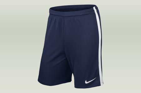 Spodenki Nike League Knit Junior (725990-410)