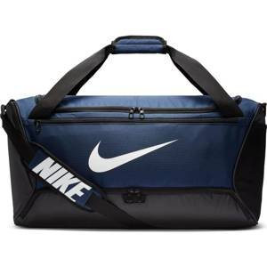 Torba Nike Brasilia Training Duffle Bag Medium (60L) GRANATOWA BA5955-410